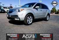 Pre-Owned 2012 Acura MDX Technology AWD