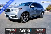 Certified Pre-Owned 2017 Acura MDX SH-AWD with Advance Package 4D Sport Utility