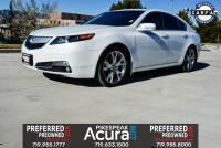 Pre-Owned 2012 Acura TL SH-AWD 4D Sedan