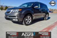 Pre-Owned 2012 Acura MDX 3.7L AWD