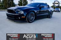 Pre-Owned 2013 Ford Mustang Shelby GT500 2D Coupe