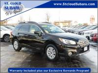 Certified Pre Owned 2017 Subaru Outback for Sale in St. Cloud near Elk River