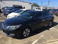 Pre-Owned 2014 Honda Accord Sedan LX Front Wheel Drive Cars