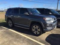 Pre-Owned 2016 Toyota 4Runner Limited Four Wheel Drive SUVs