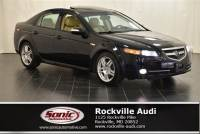 Used 2008 Acura TL Nav Sedan in Rockville, MD