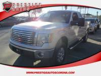 2011 Ford F-150 XLT SuperCab 8-ft. Bed 2WD