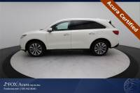 2016 Acura MDX MDX SH-AWD with Technology and Entertainment Packages