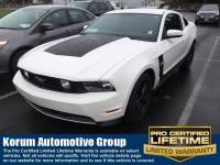 Used 2012 Ford Mustang GT Premium Coupe V8 Ti-VCT 32V for Sale in Puyallup near Tacoma