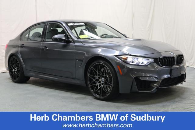 Photo 2018 BMW M3 Sedan for sale in Sudbury, MA