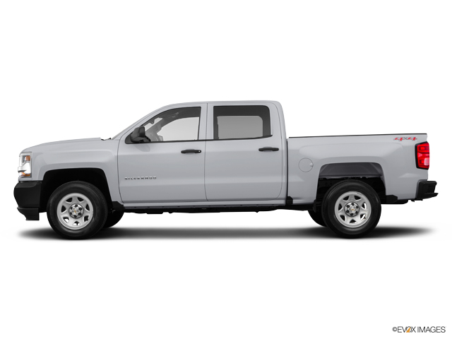 Photo Used 2017 Chevrolet Silverado 1500 LT Pickup For Sale in High-Point, NC near Greensboro and Winston Salem, NC