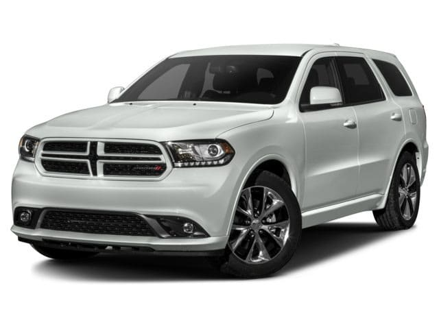 Photo Used 2017 Dodge Durango RT BLACK TOP PKG LEATHER NAVIGATION MAX TOW PKG in Ardmore, OK