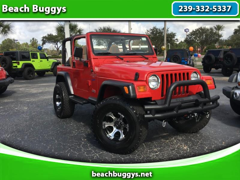 Photo 1997 Jeep Wrangler Sport