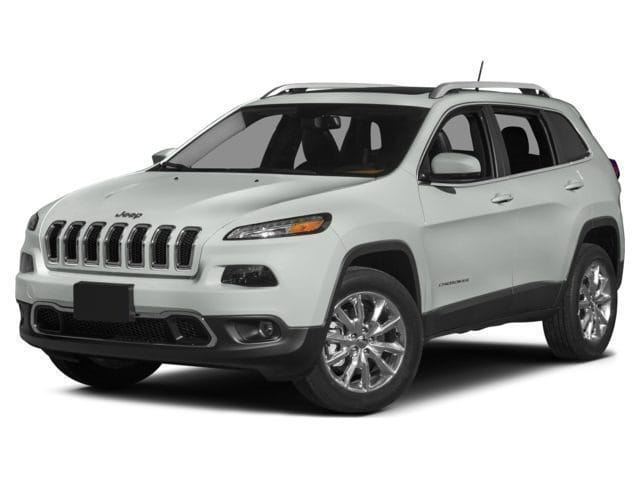 Photo 2018 Jeep Cherokee Limited 4x4 SUV For Sale in Madison, WI