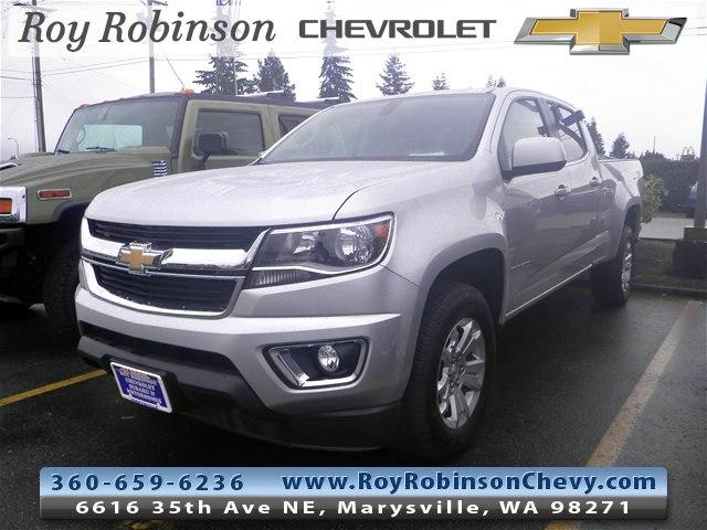Photo Certified Pre- 2018 Chevrolet Colorado LT in Marysville, WA