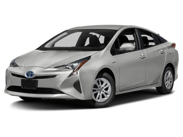 Photo Used 2017 Toyota Prius Four Hatchback Front-wheel Drive for Sale in Riverhead, NY