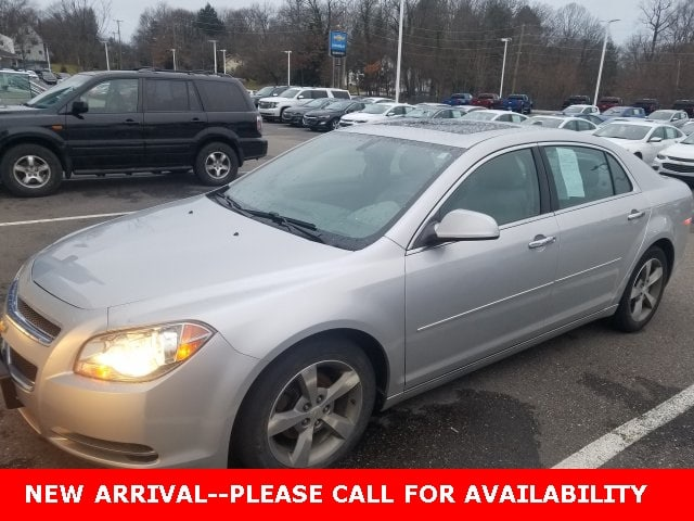 Photo Used 2012 Chevrolet Malibu LT Sedan FWD for Sale in Stow, OH