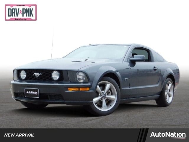 Photo 2007 Ford Mustang GT Deluxe