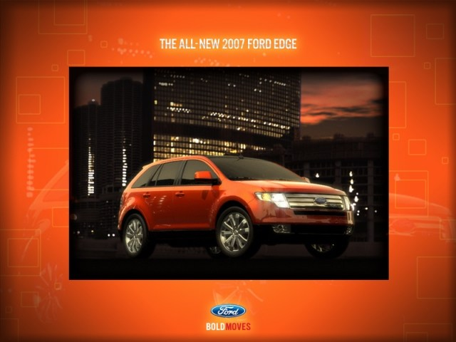 Photo Used 2007 Ford Edge AWD 4dr SEL Plus For Sale in Oshkosh, WI