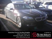 2011 BMW 5 Series 535i Sedan I6 DOHC 24V TwinPower Turbo