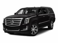 PRE-OWNED 2015 CADILLAC ESCALADE ESV LUXURY WITH NAVIGATION & 4WD