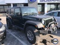 Used 2010 Jeep Wrangler Unlimited Rubicon in Salt Lake City