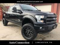2016 Ford F-150 Lariat SuperCrew 6.5-ft Box LIFTED 4WDPRO EDITION