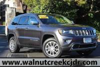 Used 2015 Jeep Grand Cherokee Limited Sport Utility 4D SUV in Walnut Creek CA