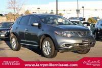 Certified 2013 Nissan Murano S SUV Denver