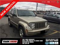 Used 2011 Jeep Liberty Sport SUV in Toledo