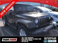 Used 2016 Jeep Wrangler JK Unlimited Sport 4X4 SUV in Toledo