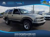Pre-Owned 2000 Chevrolet Blazer SUV in Tampa FL
