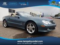 Pre-Owned 2004 Mercedes-Benz SL-Class Base Convertible in Tampa FL