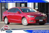 2015 Ford Fusion Energi SE Luxury Sedan - Tustin