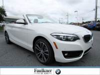 Used 2019 BMW 2 Series 230i xDrive Convertible in Lancaster PA