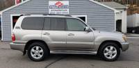2005 ToyotaLand Cruiser 4dr 4WD (Natl)