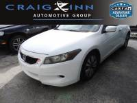 Pre Owned 2008 Honda Accord Coupe 2-Door I4 Automatic EX VIN1HGCS127X8A008301 Stock Number9164601