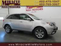 2013 Acura MDX 3.7L Advance Package