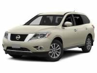 Certified 2015 Nissan Pathfinder Platinum SUV in Greenville SC