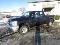 Used 2009 Chevrolet 2500HD 4x4 Ext-Cab Pick-up