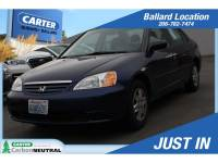 Used 2003 Honda Civic LX for Sale in Seattle, WA