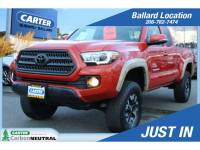 Used 2017 Toyota Tacoma 6ft Bed V6 4WD for Sale in Seattle, WA