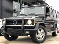 Pre-Owned 2004 Mercedes-Benz G 500 4D Sport Utility Four Wheel Drive