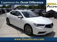 Used 2018 Acura TLX For Sale at Duval Acura | VIN: 19UUB2F52JA000055