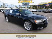 Used 2014 Chrysler 300 For Sale at Duval Acura   VIN: 2C3CCABG0EH182715