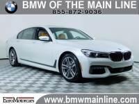 2019 BMW 7 Series 740i xDrive Sedan