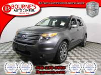 2015 Ford Explorer 4WD XLT w/ Sunroof,Heated Front Seats, And Backup Camera.