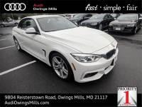 2014 BMW 4 Series 428i Convertible