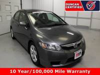 Used 2009 Honda Civic For Sale at Duncan's Hokie Honda | VIN: 2HGFA16619H331172