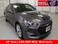 Used 2013 Hyundai Genesis Coupe For Sale at Duncan's Hokie Honda | VIN: KMHHT6KD9DU111427