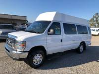 2014 Ford E-250 Extended Hightop ParaTransit Wheelchair Van Commercial